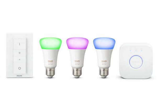 Slimme lampen Philips